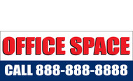 Office Space Banners Signs 1100