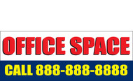 Office Space Banners Signs 1200