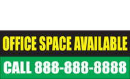 Office Space Banners Signs 1800