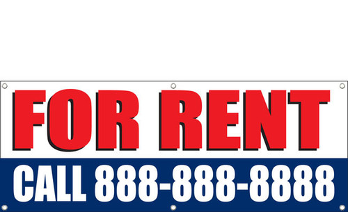 Apartment For Rent Banner Style 1100