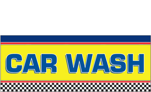 Furniture Blowout Sale Car Wash Business Banner Sign (Style 1000) | DPSBanners.com