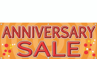 Anniversary Sale Banner style 2200