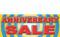 Anniversary Sale banner design 2300