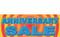 Anniversary Sale Banner style 2400