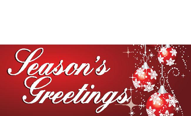 Seasons Greetings Banners Signs Style Id 33200