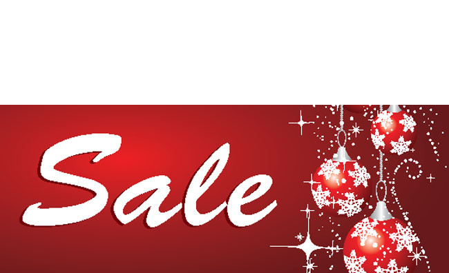 Holiday Sale Banners Signs Style Id 33300 Dpsbanners Com