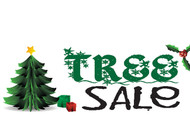 Christmas Tree Sales Signs Banners Style 5400