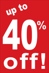 Sale Up To 40% Off Posters Style 1600