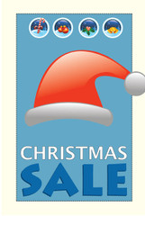 Holiday Sale Posters Style 1200