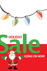 Holiday Sale Posters Style 1500