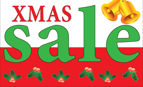 Holiday Sale Posters Style2600