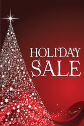 Holiday Sale Posters Style 2900