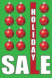 Holiday Sale Posters Style 3300