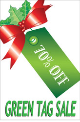 Holiday Sale Posters Style 4500