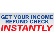 Income Tax Banners-Vinyl-Outdoor 3700