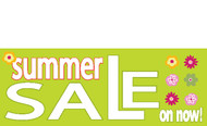 Summer Sale Banner Style 1000