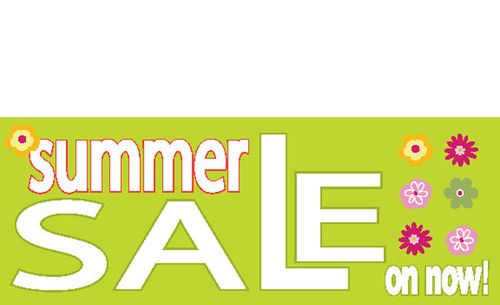 Summer Sale Banner Style 1000