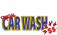 Custom Banner for Car Wash