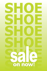 Shoe Sale Posters Style1000