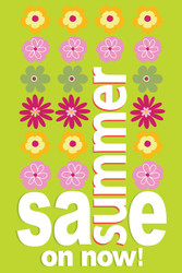 Summer Sale Posters Style1000