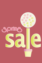 Spring Sale Posters Style1100