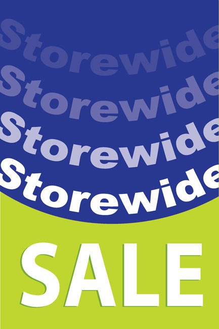 Storewide Sale Posters Style1100