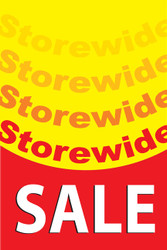 Storewide Sale Posters Style1400