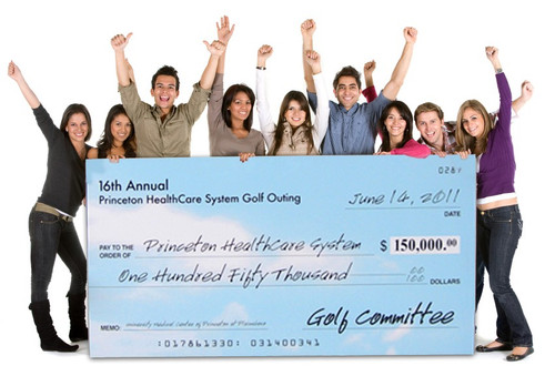 Big Check Foam Board Poster