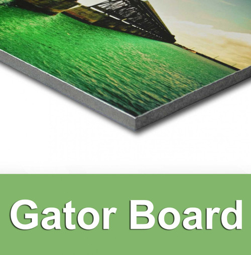 Gator Board Poster Sign Printing Dpsbanners Com