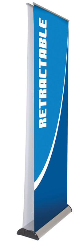 Advance Double Sided Banner Stand Adv A Dpsbanners Com