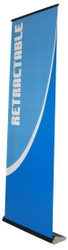 Retractable Banner Stand Elevate