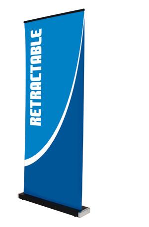 Blok Retractable Banner Stand BLOK-850