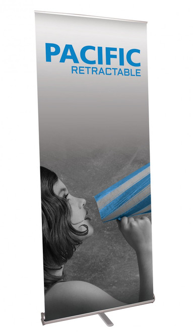 Pacific 920 Retractable Banner Stand PAC-920-S-2