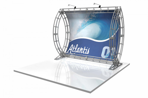 The Atlantis 01 Trade Show Truss Kit