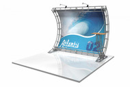 The Atlantis 02 Trade Show Truss Kit