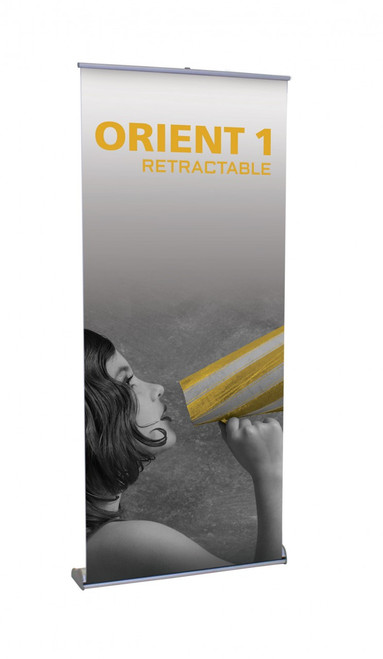 Orient 920 Retractable Banner Stand 35.5