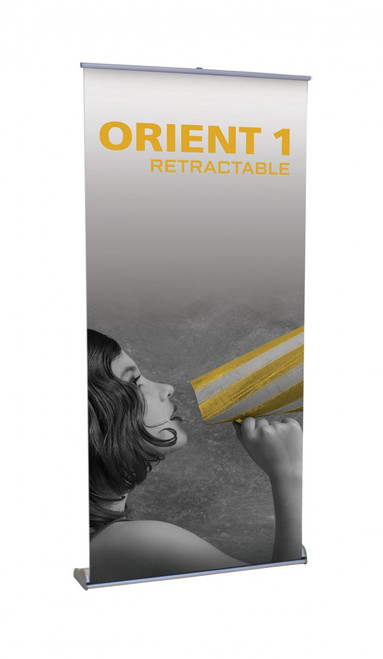 Orient 1000 Retractable Banner Stand 39""