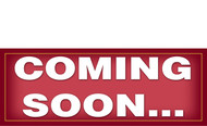 Coming Soon Banner Sign Style 1300