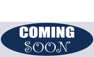 Coming Soon Banner Sign Style 1800