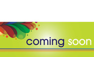 Coming Soon Banner Sign Style 2100 for outdoor and indoor use