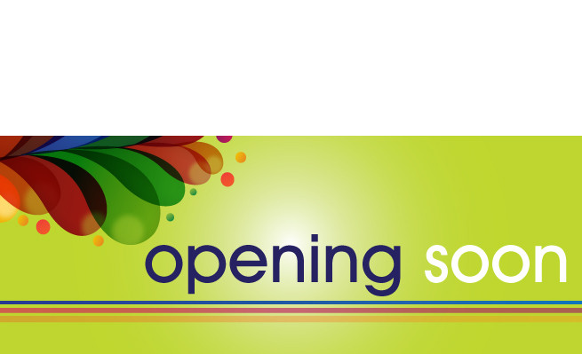 Opening Soon Banner Sign (Style 1700)