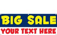 Big Sale Vinyl Banner Sign Style 1200