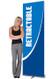 "Retractable Banner Stand Contender Mini 23.5"""