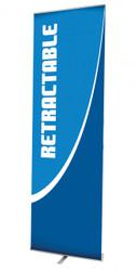 Retractable Banner Stand Contender Standard