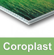 "Coroplast Sign 4 mil (1/8"")"