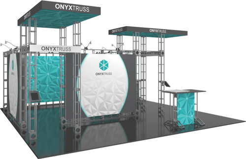 Onyx 20' x 20' Modular Truss System