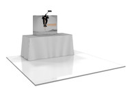 Coyote Straight Pop Up Display (1x1)