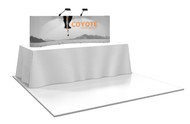 Coyote Curved Pop Up Display (3x1)
