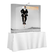Coyote Curved Pop Up Display (2x1)