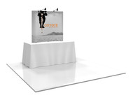 Coyote Curved Pop Up Display (2x2)